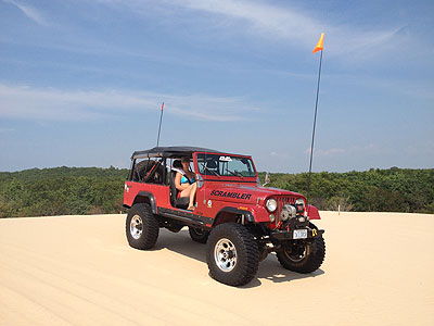 Featured Jeep: 1984 CJ-8 Scrambler